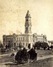 Adelaide General Post Office c1872-1875