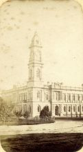 Adelaide General Post Office c1875