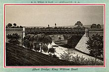 Albert Bridge, King William Road