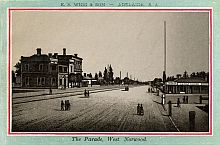 The Parade, West Norwood, c1885
