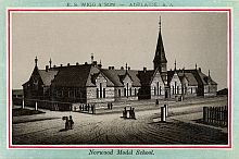 Norwood Model School, c1885