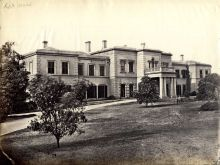 Government House c1875