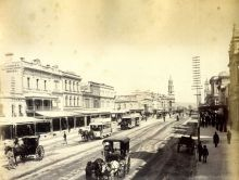 King William Street, c1885