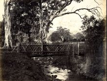Magill Bridge, c1880