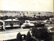 Stanley Street, North Adelaide, c1880