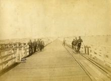 Semaphore Jetty c1880