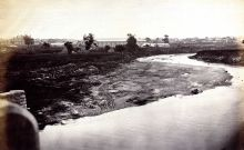 Torrens River, Adelaide, 1880